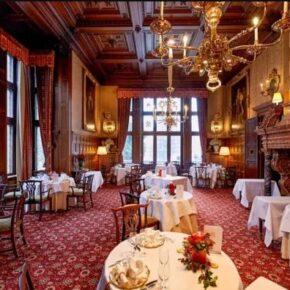 Märchenhaft übernachten: Gutschein für 2 Tage im 5* Schlosshotel Kronberg inkl. Halbpension für 197€