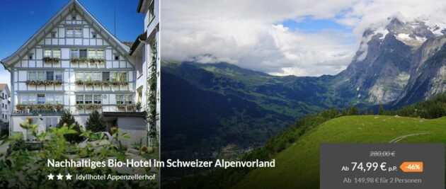 Schweiz Angebot