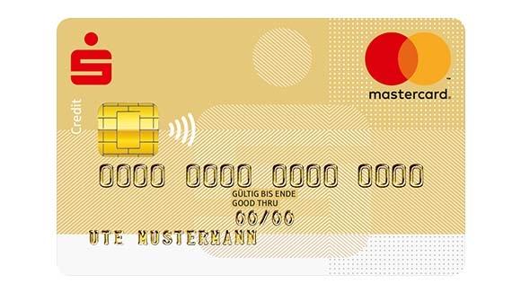 Sparkasse Kreditkarte Gold