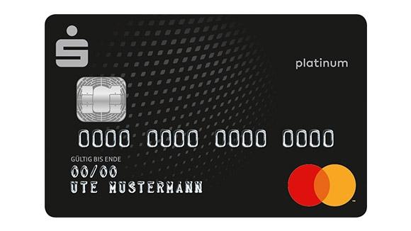 Sparkasse Kreditkarte Platinum