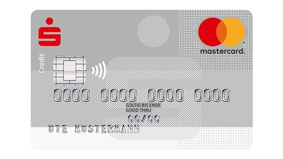 Sparkasse Kreditkarte Standard