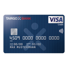 Targobank Kreditkarte: Die drei Varianten im Vergleich