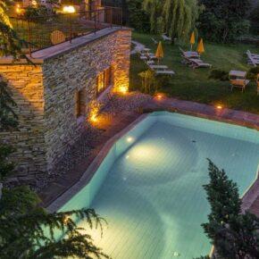 Wellness am Wochenende in Südtirol: 3 Tage im TOP 4* Bio-Hotel mit Halbpension, Spa, Wein & Extras ab 179€