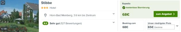 2 Tage Horn-Bad Meinberg