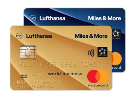 Miles & More Kreditkarte