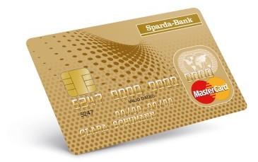 Sparda Bank Mastercard Gold