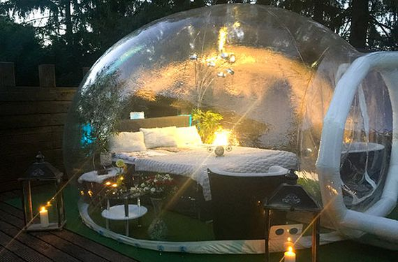 Bubble Hotel Orlenbach