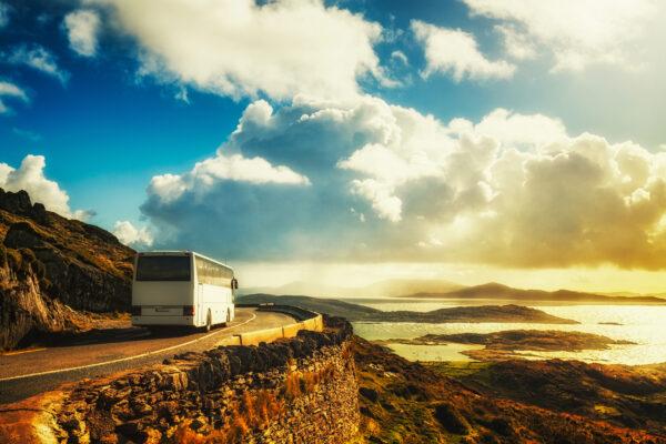 Bus Reise Irland