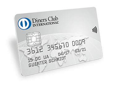 Diners Club Classic Card