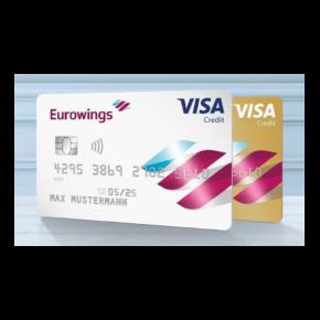 Eurowings Kreditkarte: Meilen sammeln leicht gemacht