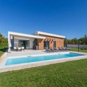 Kroatien: 8 Tage in moderner Ferienvilla mit Privatpool in Istrien ab 99€ p.P.
