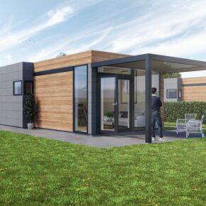 Neueröffnung 2021: 5 Tage Holland in freistehender Lodge in nachhaltigem Park ab 63€