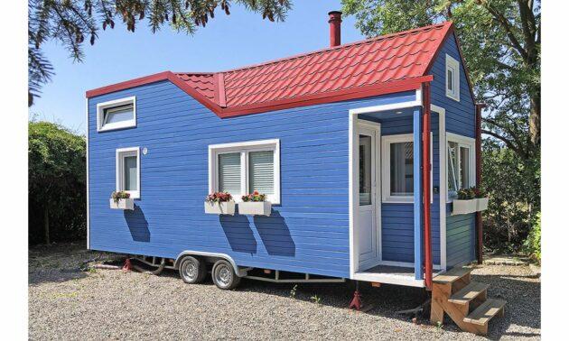 Tiny House Satow