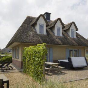 Resort in den Niederlanden: 5 Tage inkl. Villa an der Nordsee mit Jacuzzi und Sauna für 96€ p.P.