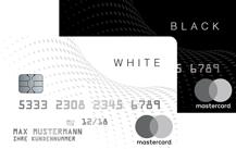 Black & White Mastercard