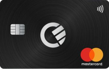 Curve Black Mastercard