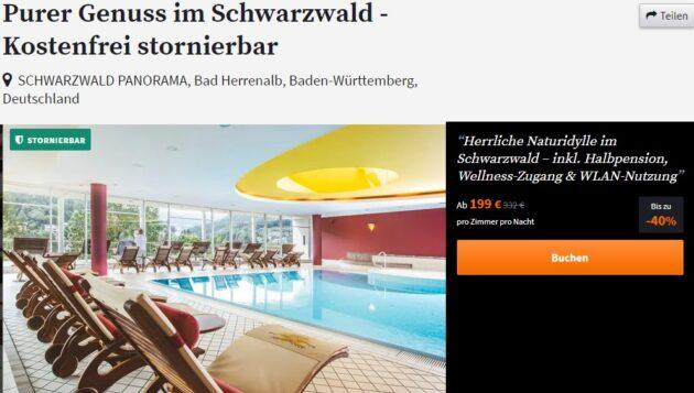 Schwarzwald 3 Tage