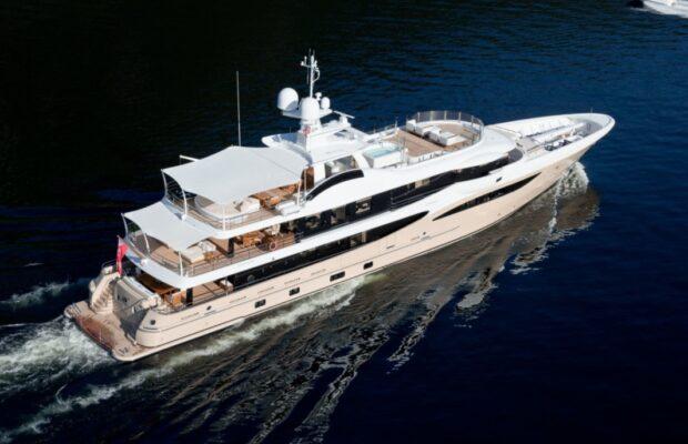 Amels Yacht