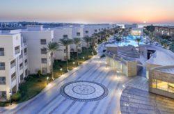 Ägypten: 7 Tage im TOP 4* Hotel mit All Inclusive, Flug, Transfer & Zug für 440€