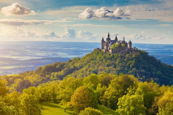 Baden Württemberg Schloss Hohenzollern