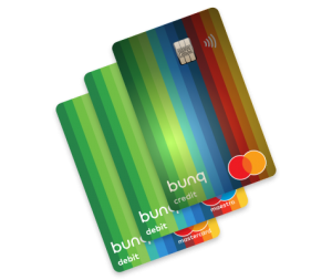 bunq Kreditkarte