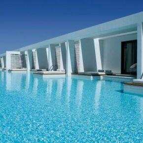 Griechenland: 7 Tage Rhodos im TOP 5* Hotel mit Frühstück, Flug, Transfer & Zug nur 672€