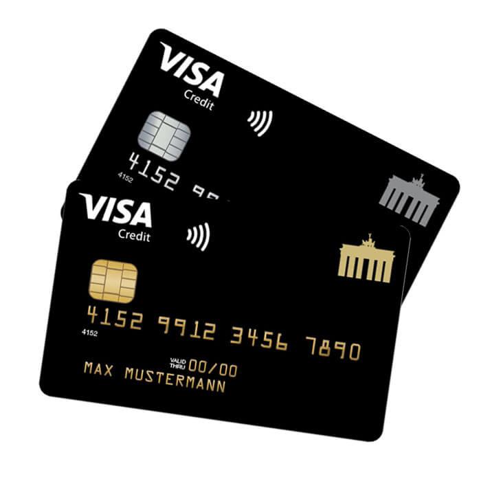 Deutschland Kreditkarten