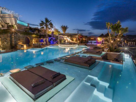 Hotel Kivotos Mykonos Pool