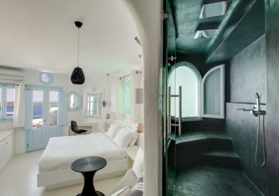 Infinity Suites Dana Villas Santorini