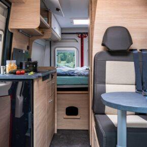 Zeit für einen Roadtrip: 6 Tage im komfortablen Campervan ab 73 € p.P.