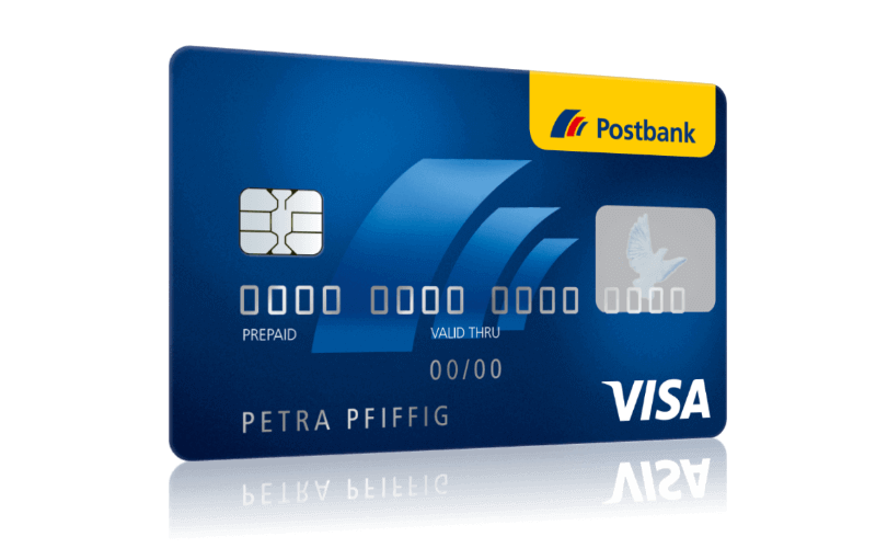 Postbank Visa CP