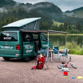 VW T6 California Camper
