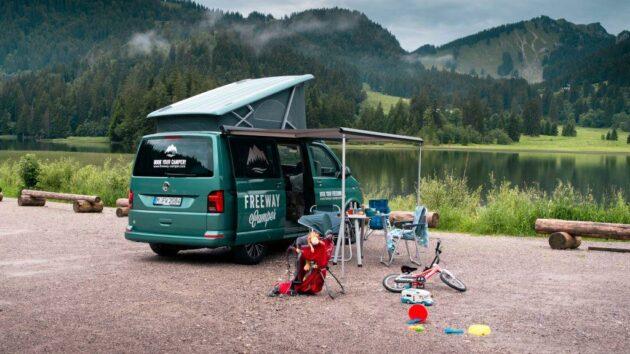 VW T6 California Camper