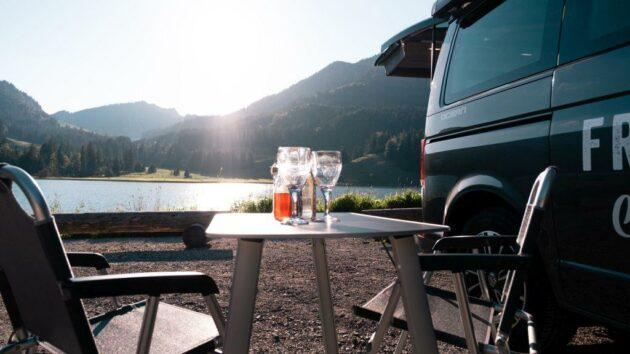 VW T6 California Camper See