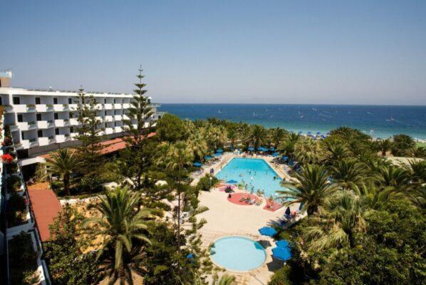 Blue Horizon Palm Beach Hotel and Bungalows Rhodos