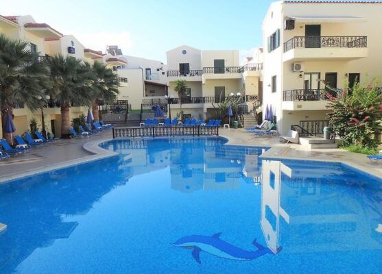 Diogenis Blue Palace Kreta