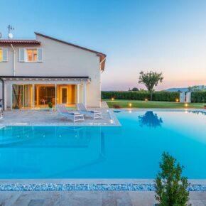 Luxus-Villa mit eigenem Spa: 7 Tage in der Toskana inkl. Privatpool, Sauna, Jacuzzi & mehr für 416€