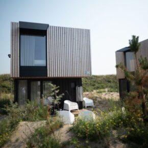 Coole Lodge in Holland: 5 Tage in Zandvoort im modernen Ferienhaus nur 78€ p. P.