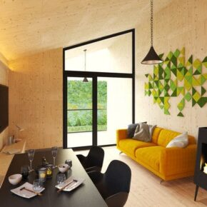 Coole Panorama-Lodge am Edersee: 3 Tage mit Privatsauna & Extras nur 129€