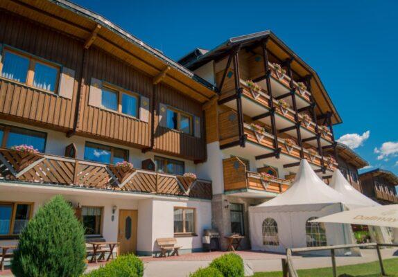 Aparthotel Ferienalm Österreich