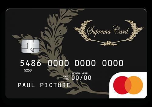 Paycenter Suprema Card