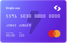 Spendesk Virtual Card