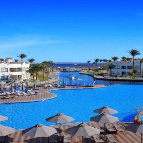 Auf nach Hurghada: 7 Tage im TOP 5* Dana Beach Resort mit All Inclusive, Flug, Transfer & Zug nur 488€