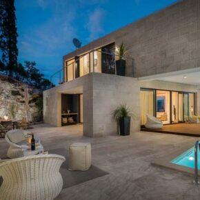 Luxus in Kroatien: 8 Tage in Designervilla auf Brac mit Pool & Meerblick für 414 € p.P.