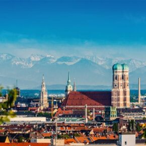 Wochenend-Städtetrip München: 3 Tage im zentralen 4* Hotel inkl. Frühstück ab 98€