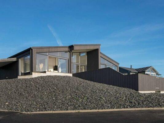 Strandhaus Dänemark Skarrev