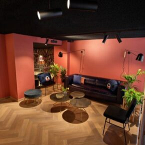 Zentrales TOP 4* Design-Hotel in Amsterdam: 2 Tage Kurztrip inkl. Frühstück nur 38€