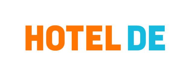 Hotel.de Logo Neu