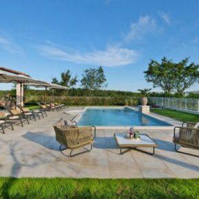 Luxus in Kroatien: 8 Tage im stilvollen Ferienhaus in Istrien mit Pool für 228€ p.P.