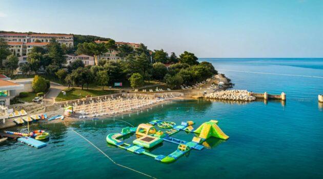 Kroatien Wasserpark